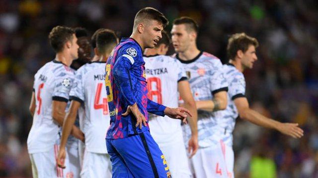 """Bayerni tregon forcën ndaj Barçës, fiton 3-0 në """"Camp Nou"""""""