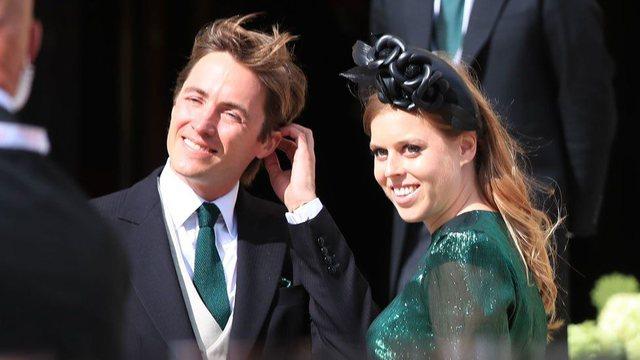 Princesha Beatrice bëhet nënë për herë të parë