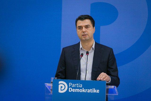 Kryedemokrati Basha mbledh sërish grupin parlamentar