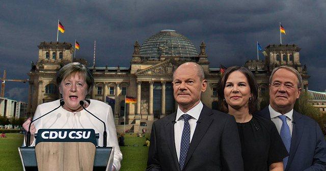 Mbyllet procesi i votimit në Gjermani, rezultatet e Exit Poll-eve të para
