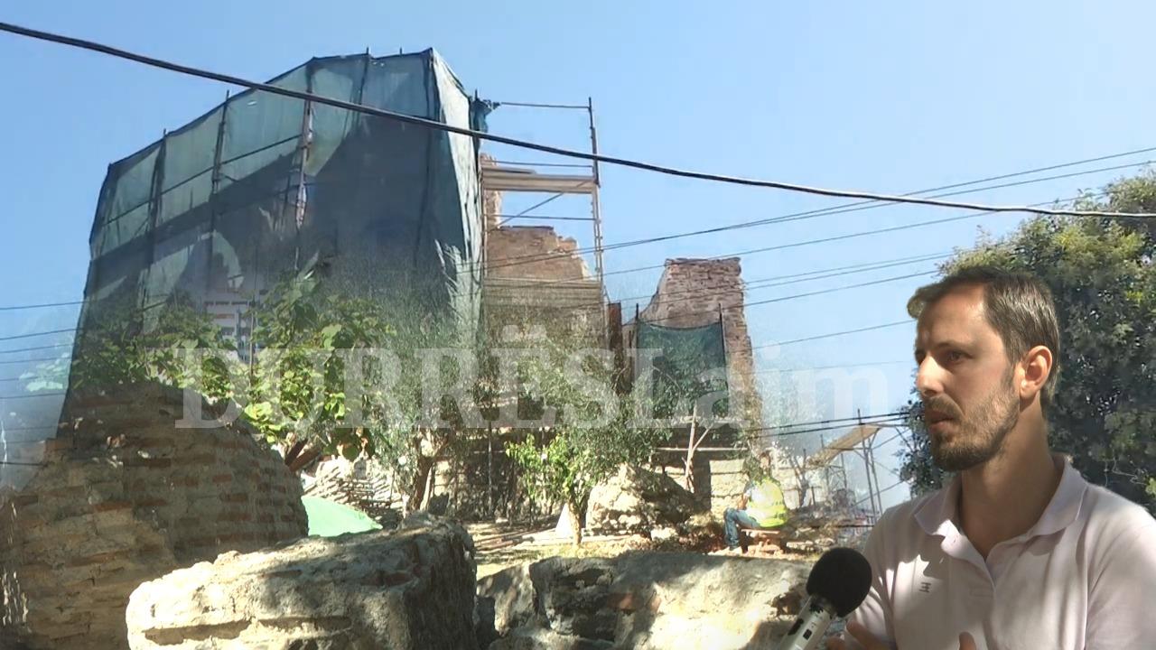 Restaurimi i Kullës C, Burda: Do nisë puna për ringritjen e saj me blloqe të rrëzuara (VIDEO)