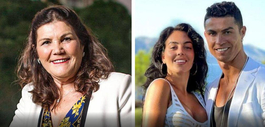 Nëna e Ronaldos kundër martesës së Cristianos me Georginën, ja arsyeja