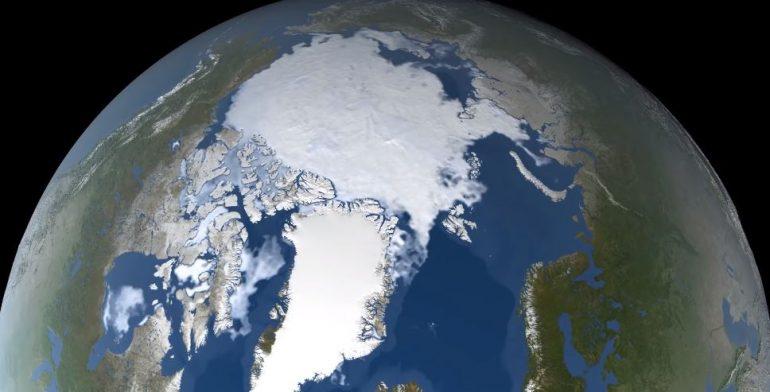 NASA jep alarmin: Akulli arktik arrin në masën minimale të tij (VIDEO)