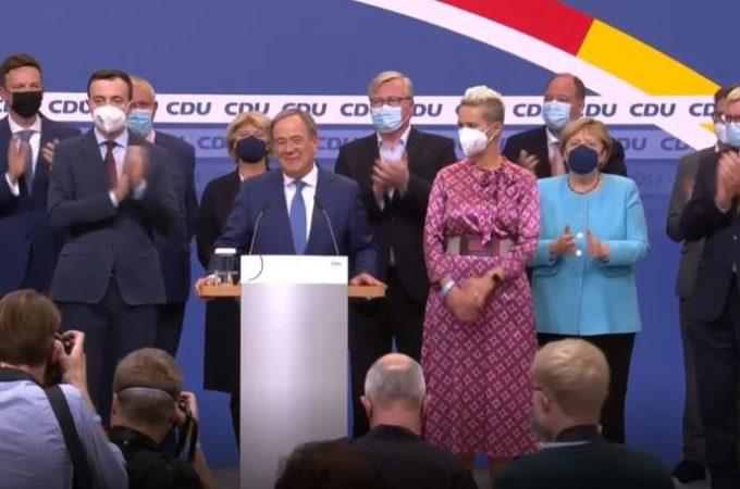 Zgjedhjet në Gjermani, kandidati i partisë së Merkel: Partitë të kalojnë ndasitë e tyre për të mirën e vendit