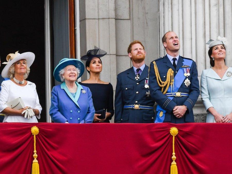 Familja Mbretërore bën gjestin e bukur për ditëlindjen e Harry-t