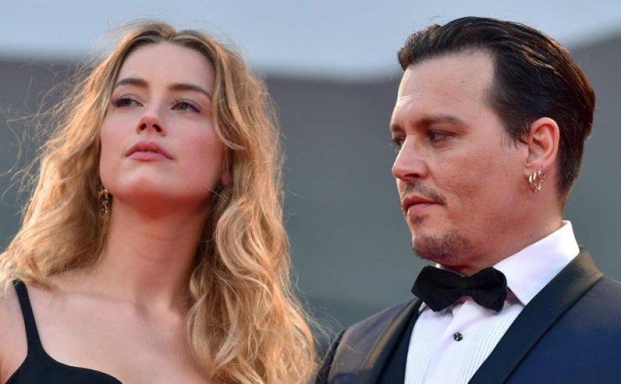 """Lufta"" mes Johnny Depp dhe Amber Heard nuk ka fund"