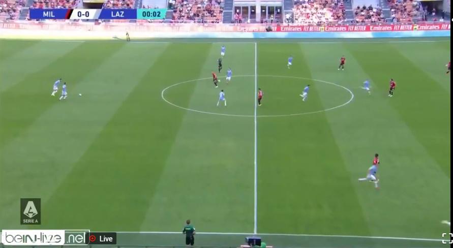 Milani triumfon ndaj Lacios