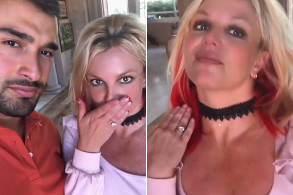 Pas fejesës, Britney Spears zhduket papritur nga Instagrami!