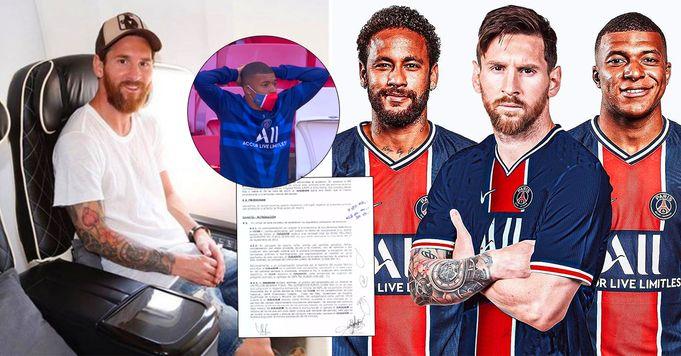Gazeta franceze zbulon detajet e bujshme/ Paga e çmendur që Mesi do të përfitojë te PSG-ja