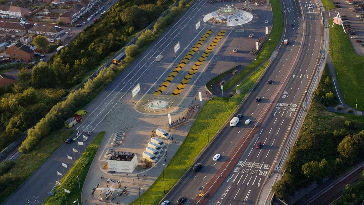 Aeroporti më i vogël në botë