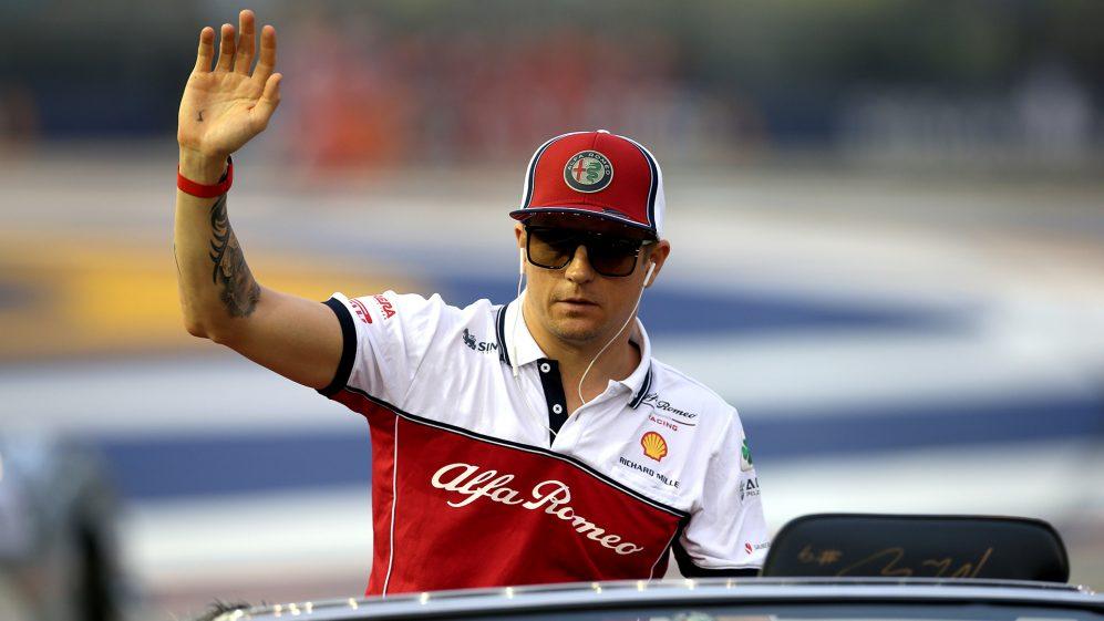 Raikkonen largohet nga Formula 1