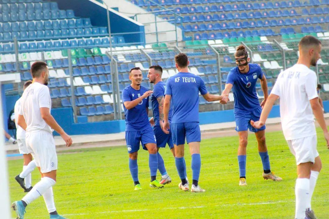 """Kalendari i javës së dytë, Teuta luan ndaj Vllaznisë në """"Loro Boriçi"""""""