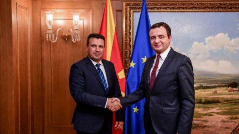 Sot mbledhja e përbashkët mes qeverisë së Maqedonisë së Veriut dhe asaj të Kosovës, pritet nënshkrimi i disa marrëveshjeve