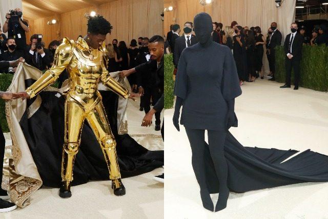 Veshjet ekstravagante të të famshmëve në Met Gala