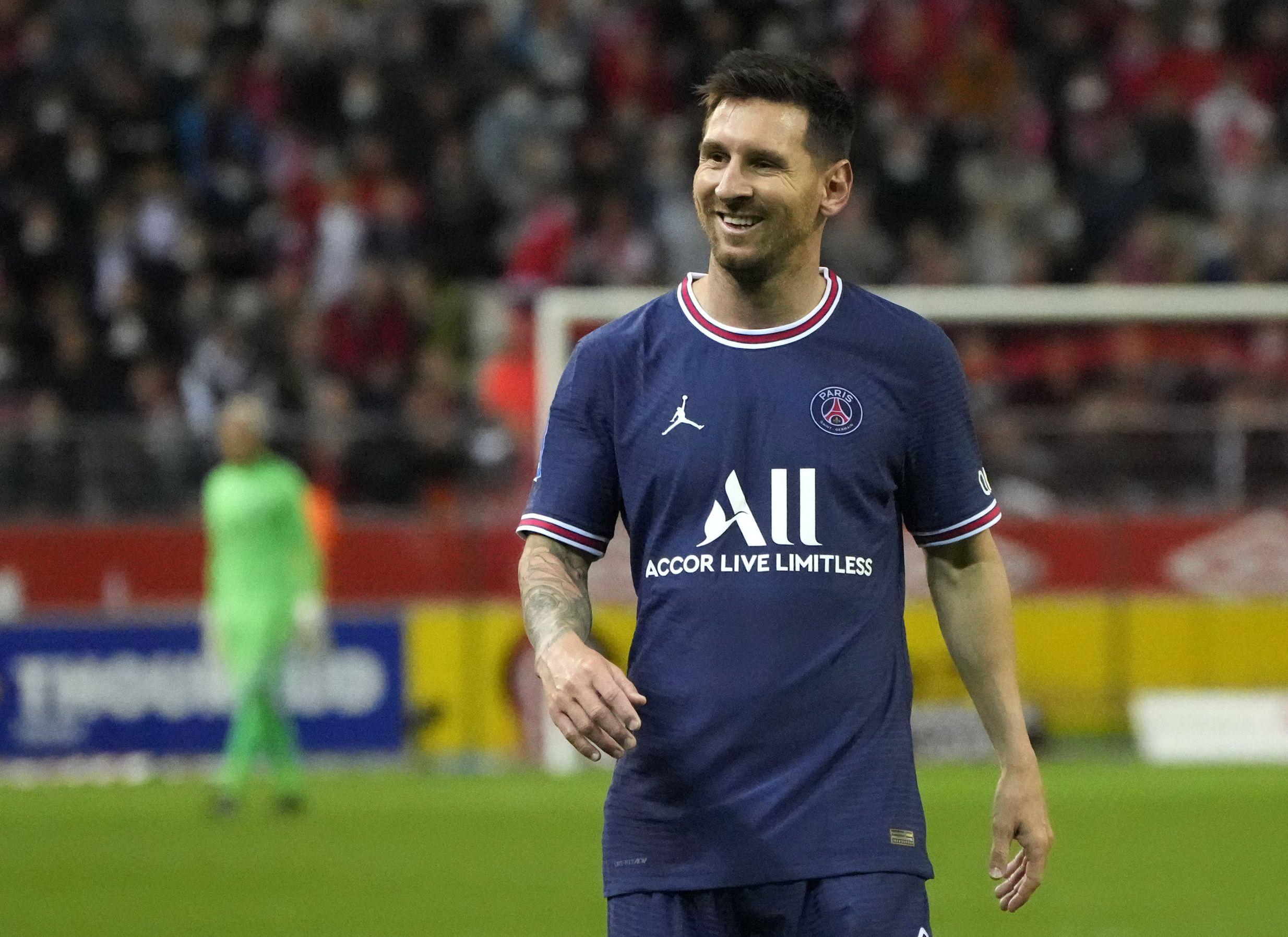 """Messi kalon shifrat e Neymar: PSG """"boom"""" të ardhurash nga argjentinasi"""