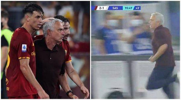 Një gol në shtesë i dha fitoren në ndeshjen e 1000-të, Mourinho feston si i çmendur: Sonte isha 12 vjeç