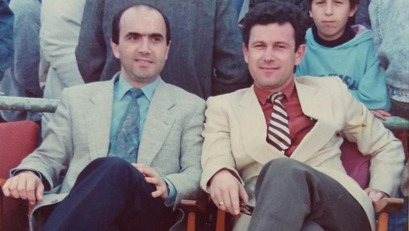Eduard Dervishaj – Edmond Miha, binomi modern i futbollit