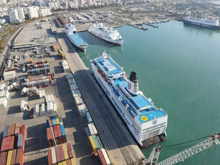 Porti i Durrësit/ Mbi 60 mijë udhëtarë kanë shfrytëzuar transportin detar gjatë muajit shtator të këtij viti