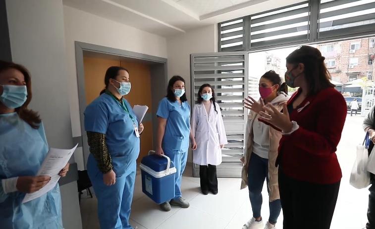 Vaksina kundër gripit, Manastirliu: Javën që vjen mbërrijnë 200 mijë doza
