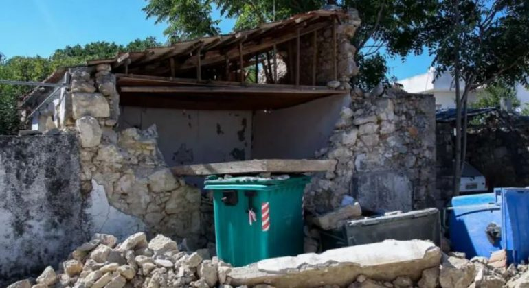 Greqia nuk gjen qetësi, goditet sërish nga një tjetër tërmet