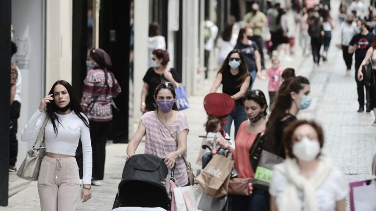 Greqi, regjistrohen mbi 3.400 raste të reja, ulet numri i viktimave në 24 orët e fundit