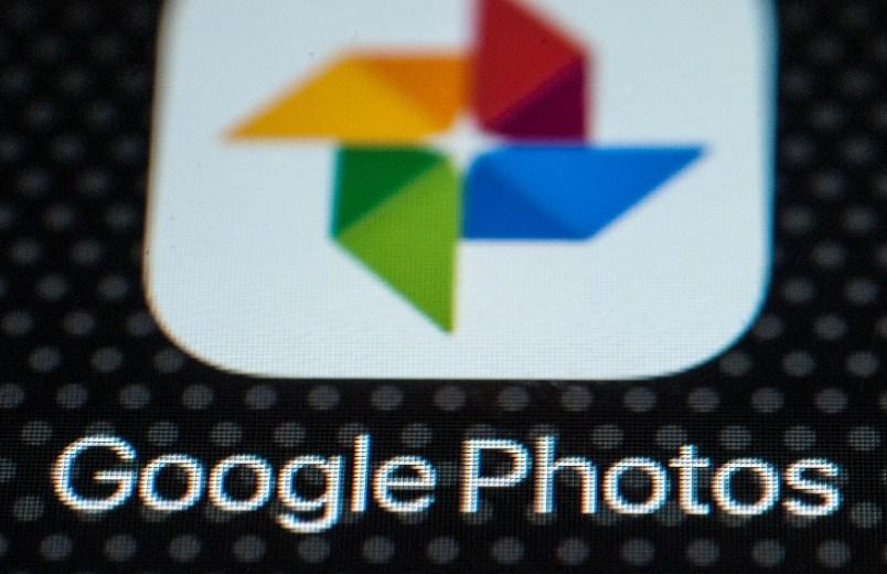 Google Photos aplikacion për të fshehur imazhe të ndjeshme