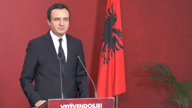 S'fitoi asnjë komunë, Albin Kurti: Synojmë të marrim komunat që janë në balotazh