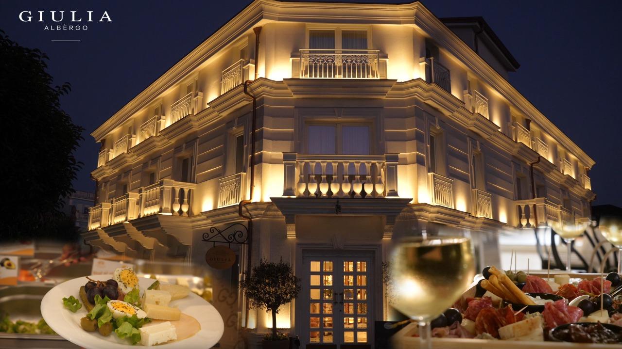 """""""Giuglia albergo"""", hoteli më i ri në Durrës sjell dy shërbime të reja, të cilat mund t'i shijojë kushdo (VIDEO)"""