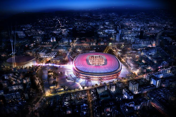 Barcelona prezanton stadiumin e ëndrrave (VIDEO)