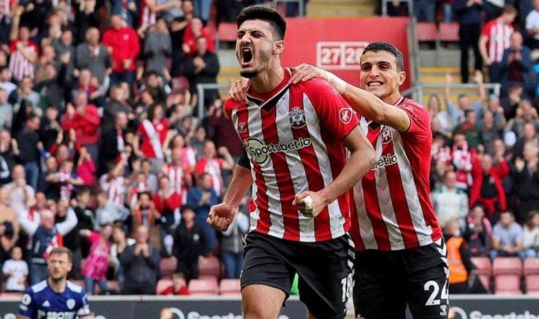 Armando Broja vendos rekordin e parë në Premier Ligë