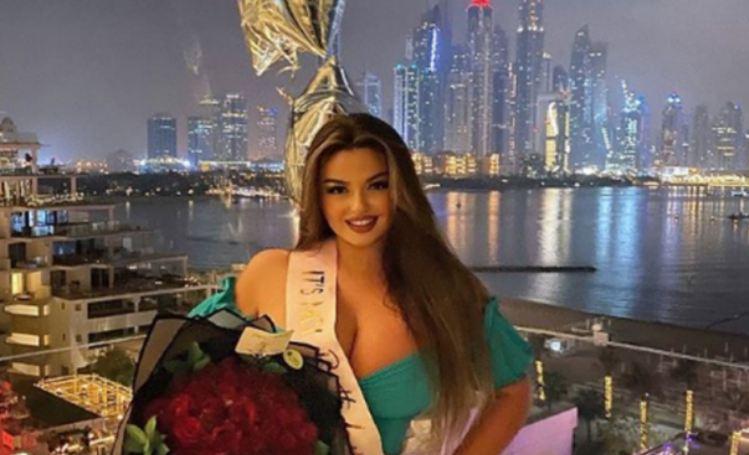 Enca feston 26-vjetorin, pamjet nga festa e  në Dubai