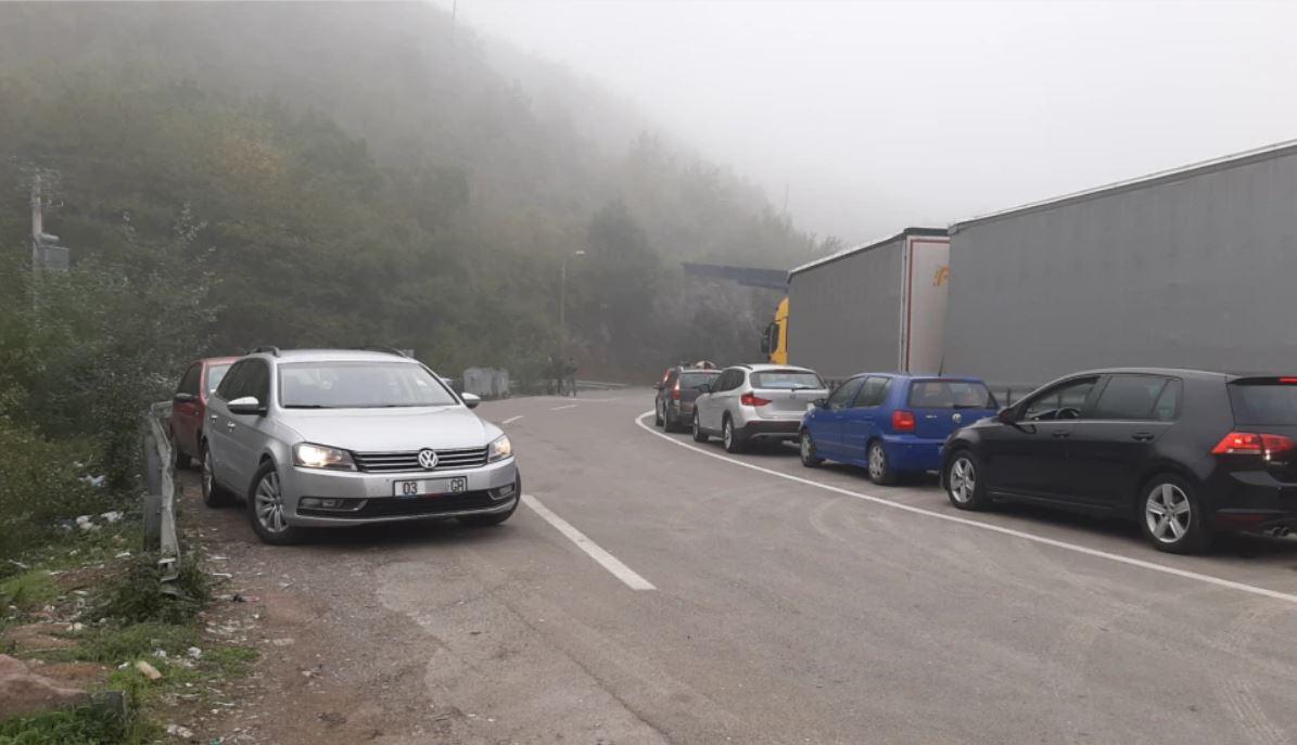 Incident me armë zjarri në pikën kufitare Kosovë-Serbi