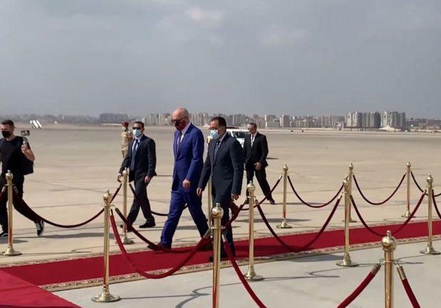 Rama vizitë zyrtare në Egjipt, pritet nga homologu Madbouly