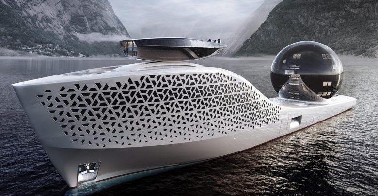 Më i madh se Titaniku! Ky është super-jahti që do të përdoret në luftimin e ndryshimeve klimatike